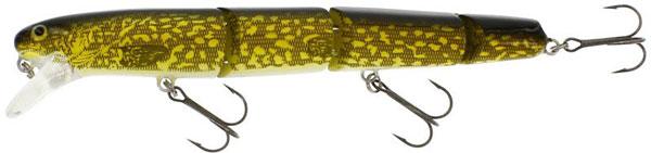 Westin Jätte Multi Jointed 17cm (keuze uit 8 opties) - Natural Pike