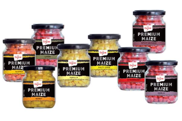 Carp Zoom Premium Maize, 125g (Keuze uit 7 opties)