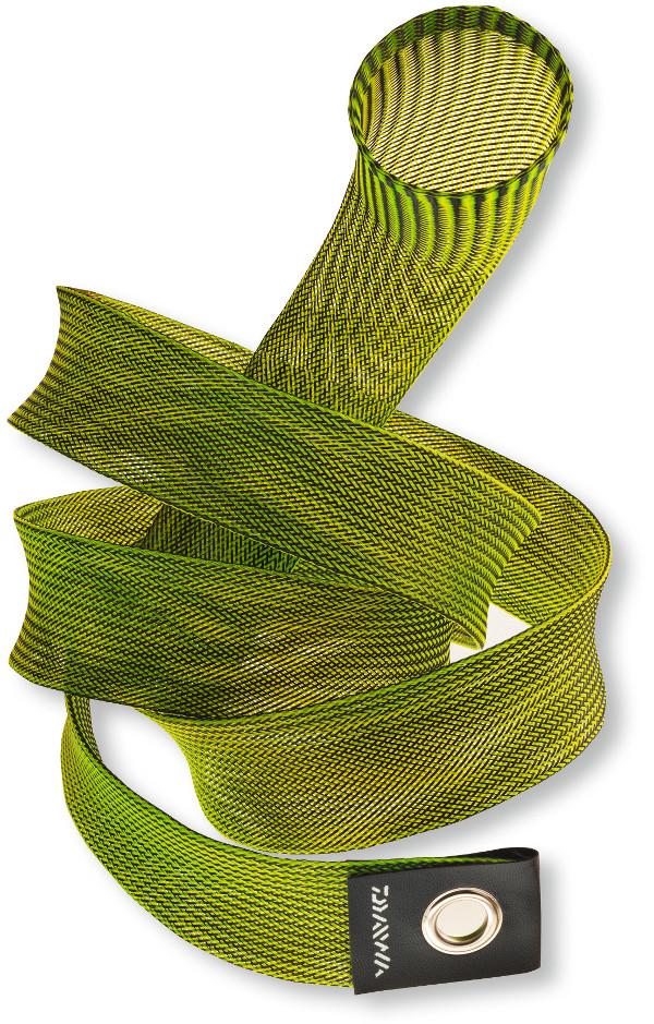 Daiwa Rod Cover (keuze uit 2 opties) - 190 x 4cm Black/Green