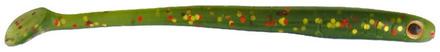 Spro Snake Paddle Shads 9cm, 10 stuks (keuze uit 3 opties)