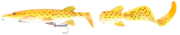 Savage Gear 3D Hybrid Pike 17 & 25cm (keuze uit 5 opties) - Albino Pike