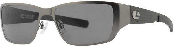 Lenz Optics Ponoi Polarised Sunglasses (keuze uit 2 opties) - Grey w/Grey