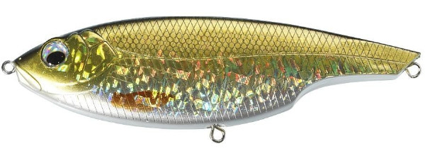 Sébile Lipless Glider 110 (Keuze uit 7 opties) - Natural Golden Shiner