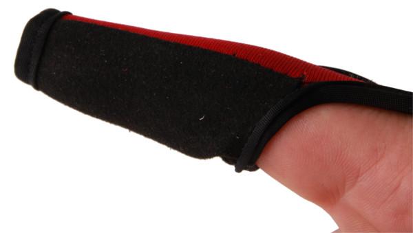 Finger Guard, beschermt je vingers tegen snijden tijdens het werpen met zwaar lood