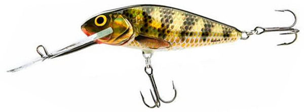Salmo Perch SDR 14cm (keuze uit 4 opties) - Holographic Perch (HOP)