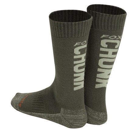 Fox Chunk Thermolite Socks (keuze uit 2 maten)
