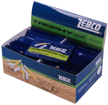 10 Zebco Trophy Light Breekstaafjes