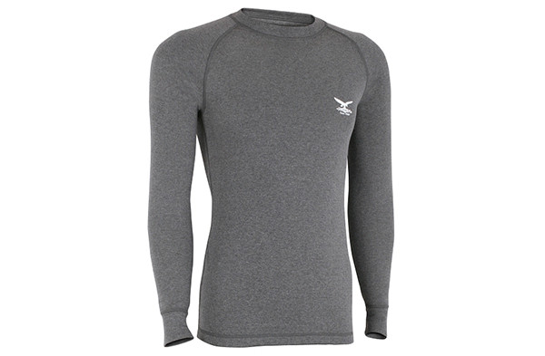 Mikado Thermoactive Underwear Grey Shirt (beschikbaar in L t/m XXL)