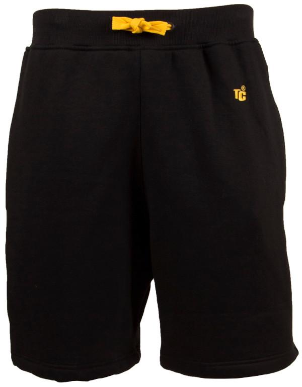 Tactic Carp Shorts in groen of zwart (Maat S) - Black