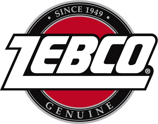 Zebco Red Treble Hook (keuze uit 4 opties)
