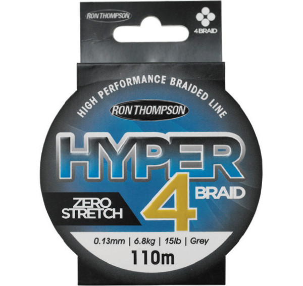 Ron Thompson Hyper 4-Braid (6 opties)