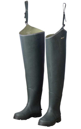Ron Thompson Rubber Hip Deluxe Wader (maat 42-46)
