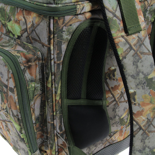 NGT XPR Multi Compartiment Rugtas Camouflage