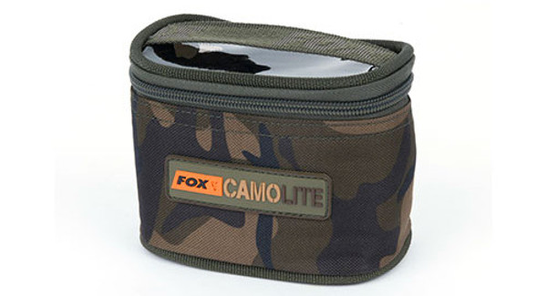 Fox Camolite Accessory Bag (keuze uit 2 opties) - Small
