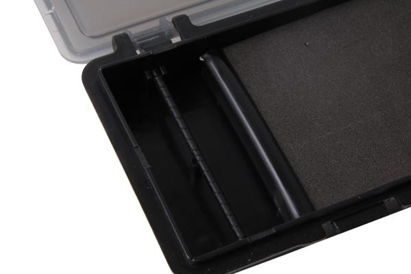 Ultimate Black Rigbox inclusief punaises