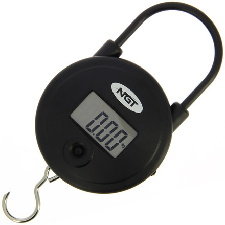 NGT Digital Quickfish Scales 55lbs / 25kg