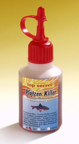 Top Secret Killer Aroma 50ml (Keuze uit 8 opties) - Top Secret Killer Aroma 50ml - Roach Killer