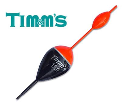 Timm's Roelof doodaas dobber (keuze uit 4 gewichten)