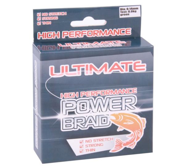 Mitchell Avocet RZT FD + Ultimate Power Braid (keuze uit 6 opties)