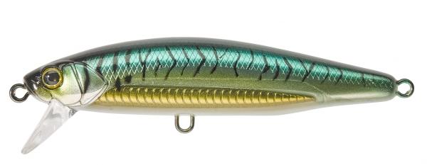 Illex Nabla Minnow (meerdere kleuren en formaten) - Green Mackerel