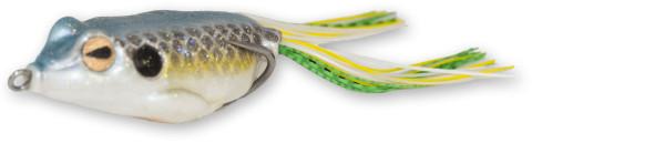 Castaic Frog 40mm, weedless topwater voor in de planten! (keuze uit 5 kleuren) - Sexy