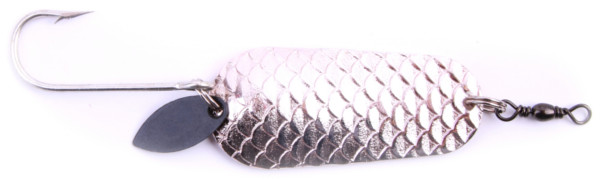 Dymara Classic Spoon 16gr (keuze uit 15 opties) - Silver Scale