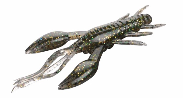 Mikado Cray Fish 10cm (keuze uit 9 opties) - Black/ Gold