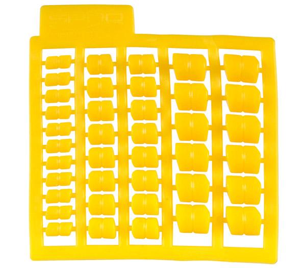 Spro Cresta Speed Pellets (keuze uit 5 opties) - Yellow