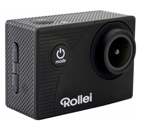 Rollei Action Camera + Micro SD 16 GB + Selfie Stick
