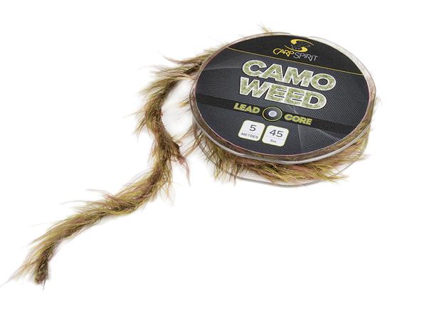 Carp Spirit Camo Weed Lead Core