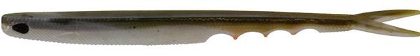 Westin SlimTeez 23cm, 3 stuks (keuze uit 3 opties) - Bass Orange