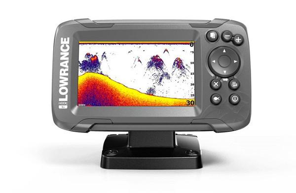 Lowrance Hook² 4X (keuze uit 2 opties)