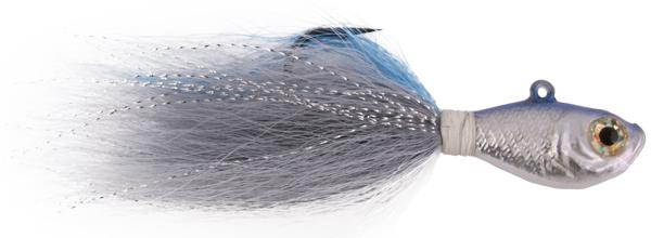 Wahoo Baitfish Bucktail Jig! (Keuze uit 12 opties) - PCH