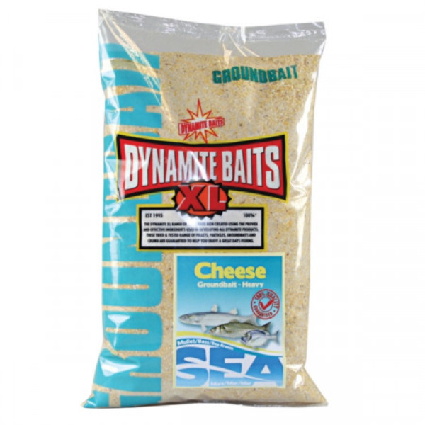 Dynamite Sea Groundbait (Keuze uit 3 opties) - Cheese Heavy