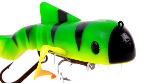 Savage Gear Alien Eel V2 40 cm (keuze uit 5 opties)