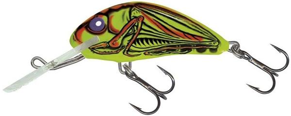 Salmo Hornet 4cm (keuze uit 5 opties) - Grasshopper (GRH)