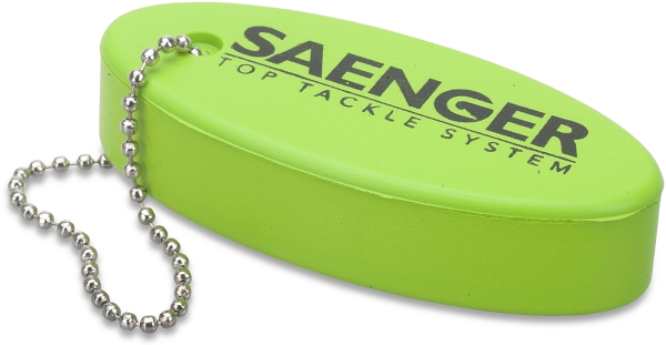 Saenger Floating Key Ring