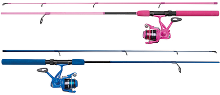 Kinetic Kids Fishing Spin Combo (keuze uit 2 opties)