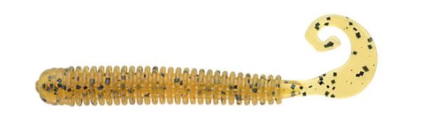 "Reins G-Tail Saturn 3,5"", 10 stuks (keuze uit 6 kleuren) - #429 - Motor Oil Pepper"