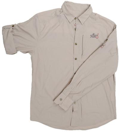 Rusty Hook Orinoco Longsleeve Shirt M