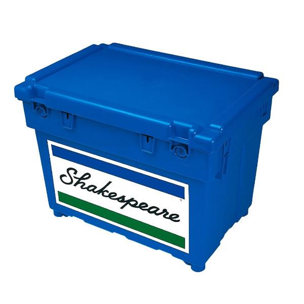 Shakespeare Seatbox, ook accessoires beschikbaar! - Seatbox Blue