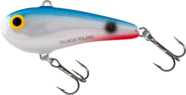 Salmo Chubby Darter, USA kleuren! (keuze uit 16 opties) - Red Tail Shiner