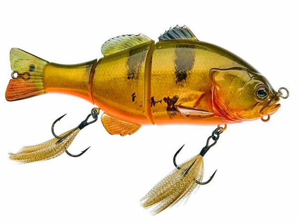 Illex Gantarel RT Peacock Bass