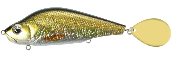 Sébile Spin Glider 95 Floating (Keuze uit 4 opties) - Natural Golden Shiner