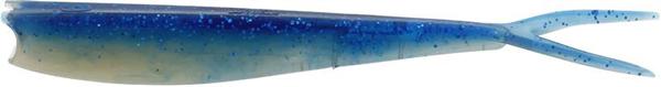 Westin TwinTeez 20cm, 4 stuks (keuze uit 4 opties) - Invisible Blue