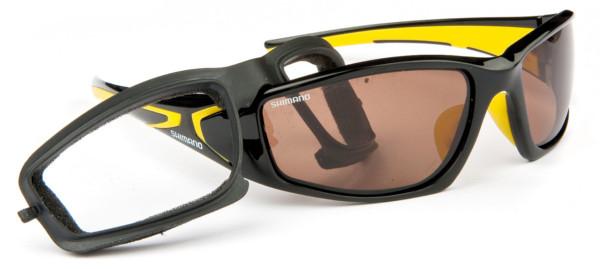 Polariserende Shimano zonnebril inclusief case (keuze uit 8 opties) - Beastmaster