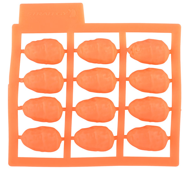 Strategy Pop-up Tiger Nuts (keuze uit 4 opties) - Orange