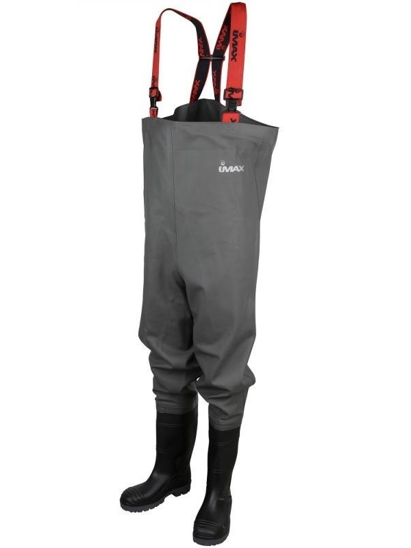 Imax Nautic Chest Wader Cleated Sole (maat 42 t/m 47)
