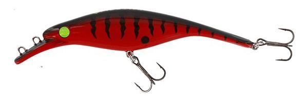 Westin Platypus 9cm (keuze uit 5 opties) - Red Tiger