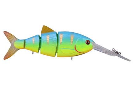 Spro Swimbait BBZ-1 Crank-N-Shad (Keuze uit 10 opties)